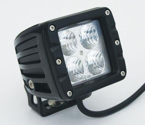 Wilderness Lighting Compact 4 - Flood Beam